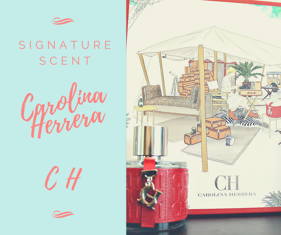 Carolina Herrera CH Perfume
