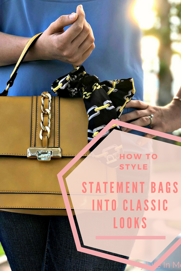 Statement Bags Classic Look