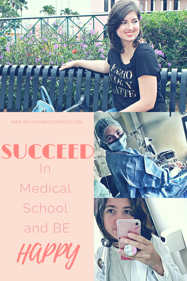 Sucess Medical School Be Happy