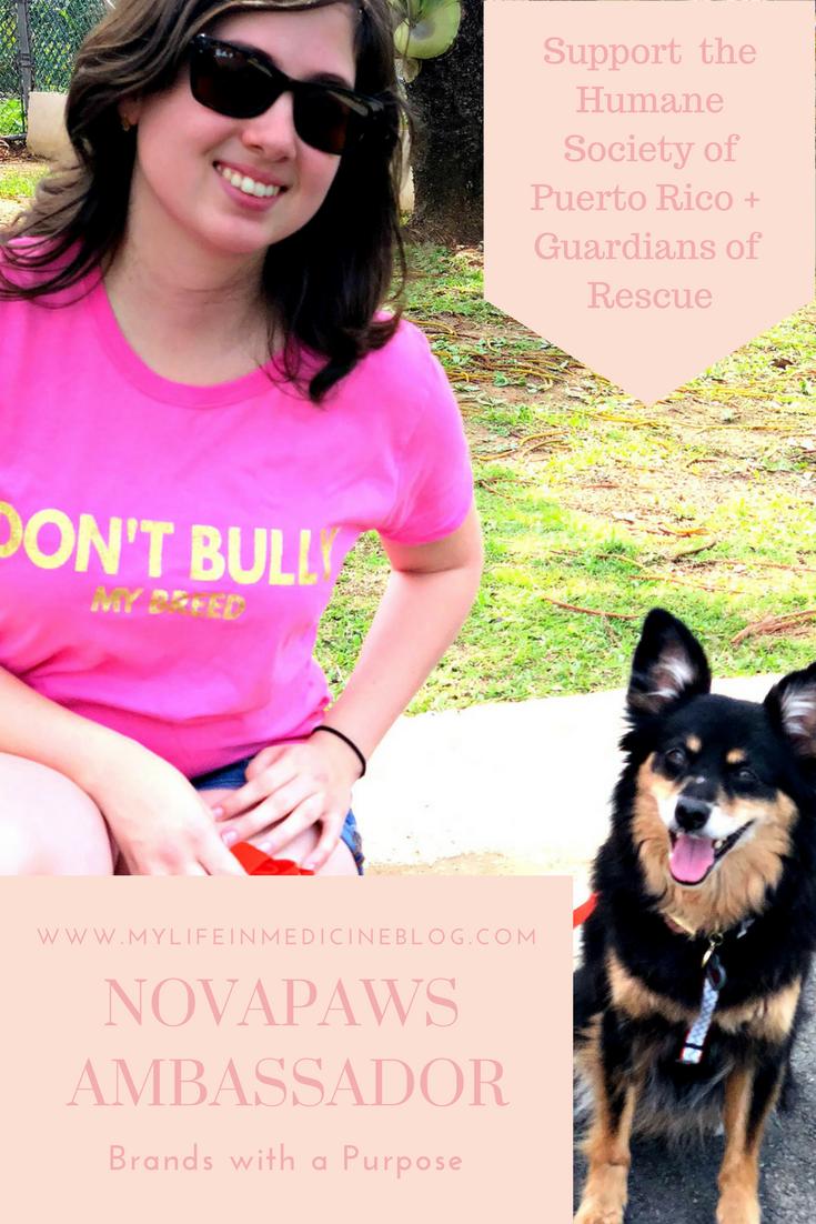 NovaPaws Ambassador