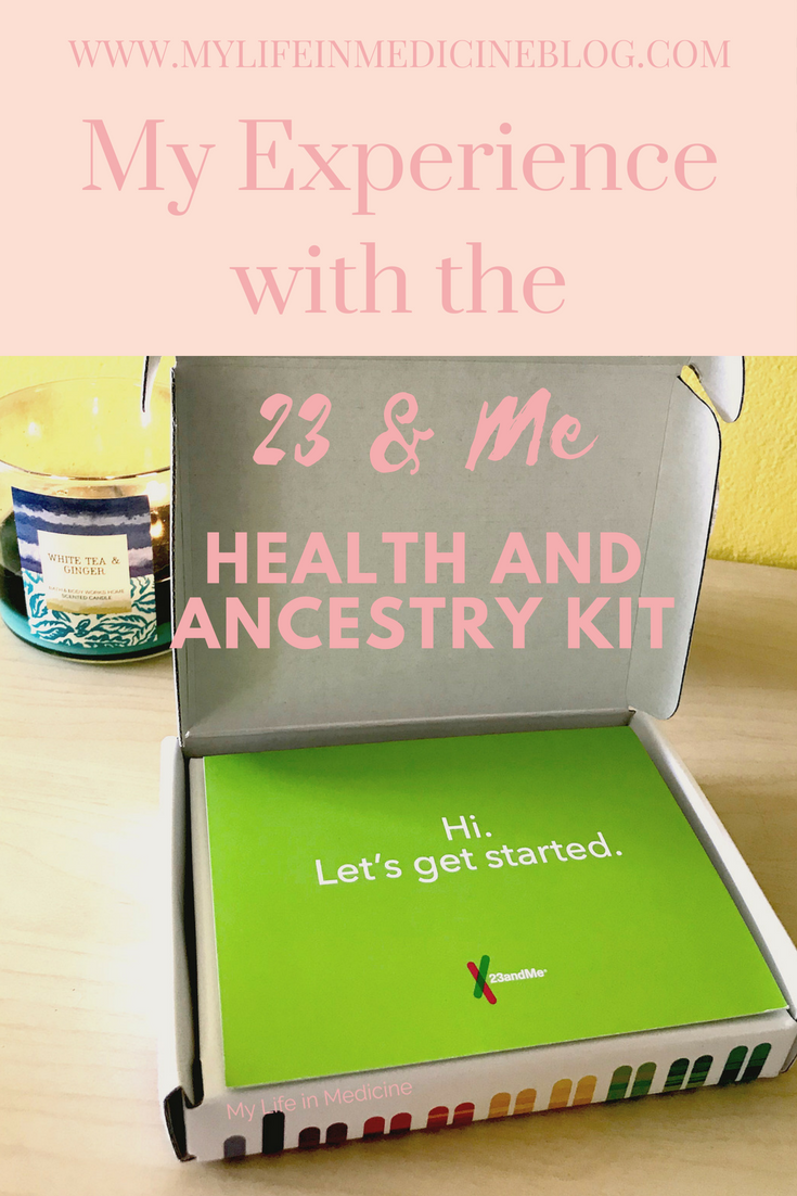 23 and me health and ancestry