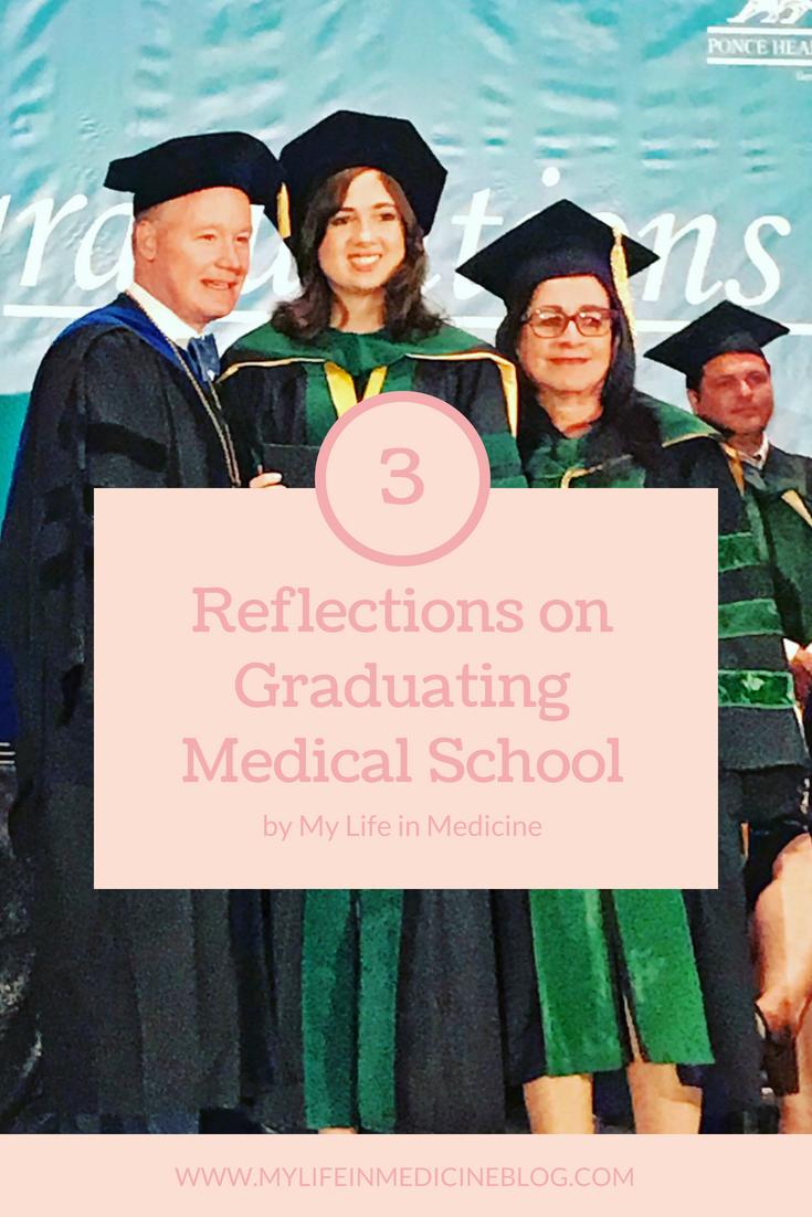 medschool gradutation